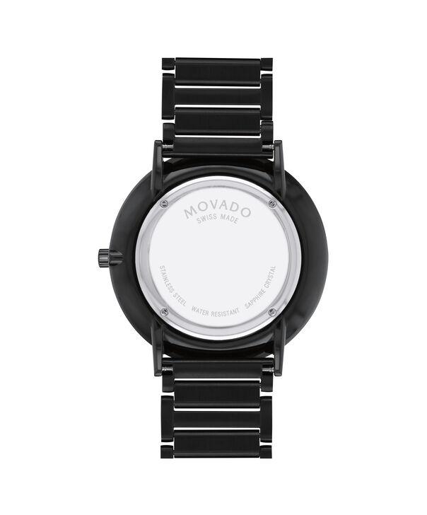 MOVADO Movado Ultra Slim0607210 – Men's 40 mm bracelet watch - Back view