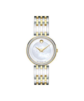 MOVADO Esperanza0607085 – Women's 28 mm bracelet watch - Front view