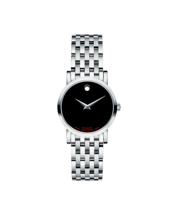 MOVADO Red Label0606107 – Women's 26 mm automatic bracelet - Front view