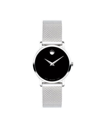 MOVADO Museum Classic0607220 – Women's 26 mm bracelet watch - Front view