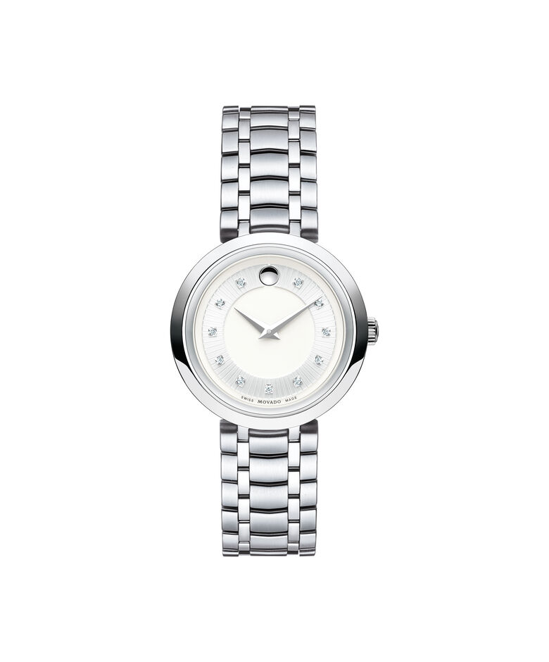 MOVADO 1881 Quartz0607097 – Women's 28 mm quartz 2-hand - Front view