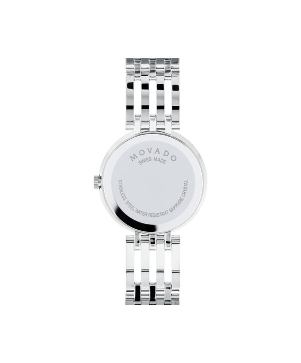 MOVADO Esperanza0607052 – Women's 28 mm bracelet watch - Back view