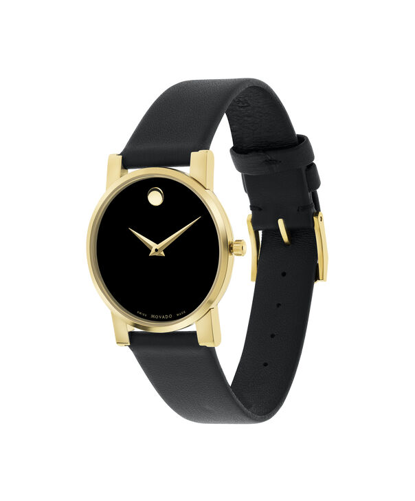 MOVADO Moderna0604228 – Men's 31 mm strap watch - Side view