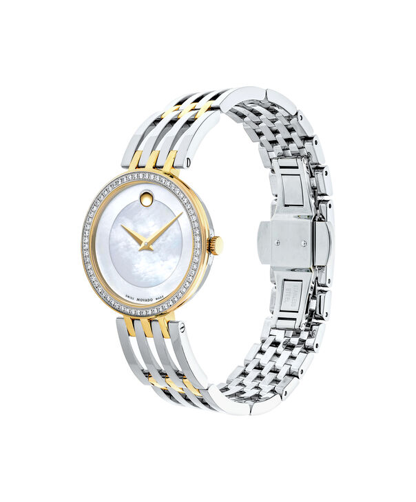 MOVADO Esperanza0607085 – Women's 28 mm bracelet watch - Side view