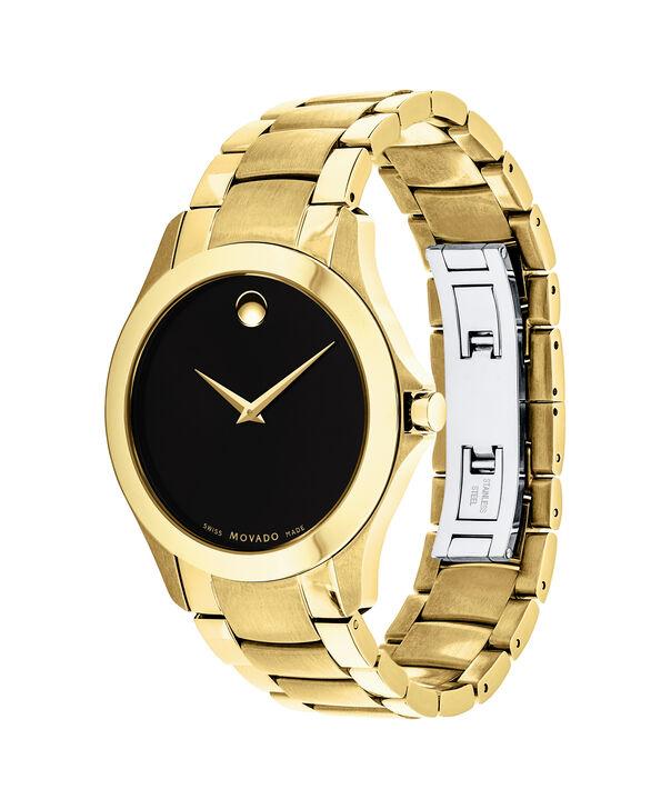 MOVADO Masino0607034 – Montre-bracelet à cadran de 40 mm pour hommes - Side view
