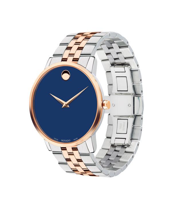 MOVADO Museum Classic0607267 – Men's 40 mm bracelet watch - Side view