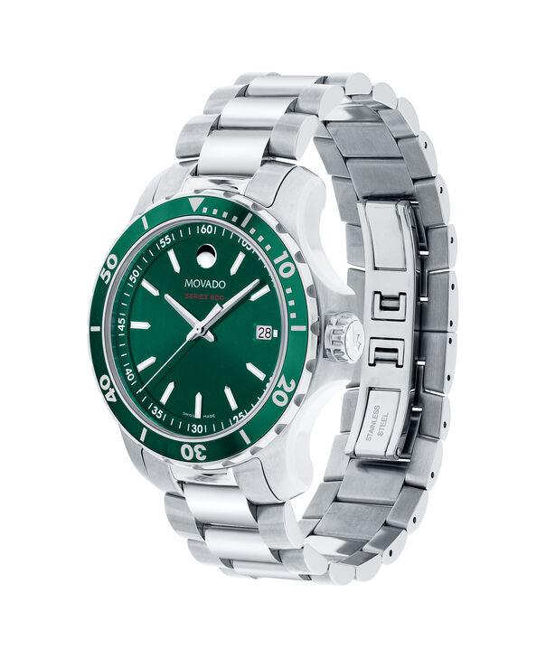 MOVADO Series 8002600136 – Montre-bracelet à cadran de 40 mm pour hommes - Side view