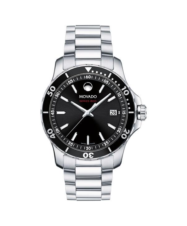 MOVADO Series 8002600135 – Montre-bracelet à cadran de 40 mm pour hommes - Front view