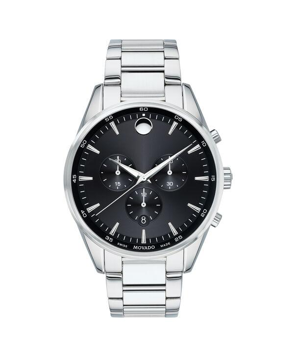 MOVADO Stratus0607247 – Men's 42 mm bracelet chronograph - Front view