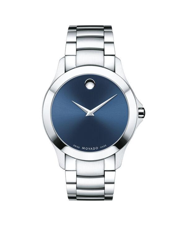 MOVADO Masino0607033 – Montre-bracelet à cadran de 40 mm pour hommes - Front view
