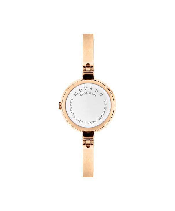 MOVADO Bela0607082 – Montre à bracelet-jonc de 25 mm pour femmes - Back view