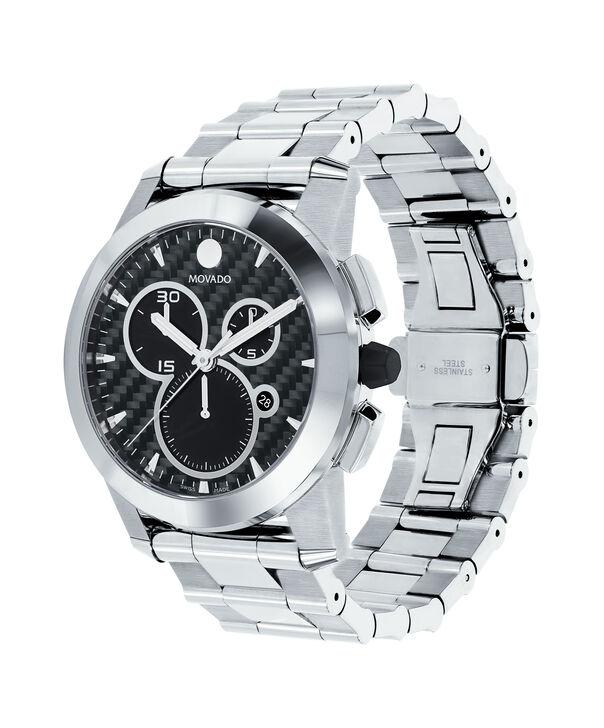 MOVADO Vizio0606551 – Chronomètre de 44,5 mm pour hommes - Side view