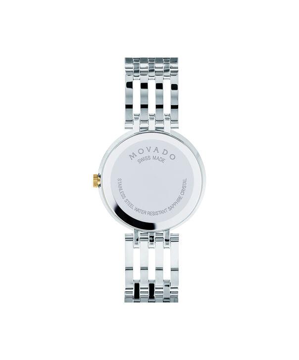 MOVADO Esperanza0607053 – Women's 28 mm bracelet watch - Back view