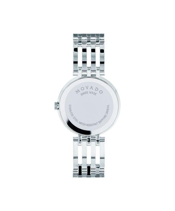 MOVADO Esperanza0607051 – Montre-bracelet à cadran de 28 mm pour femmes - Back view