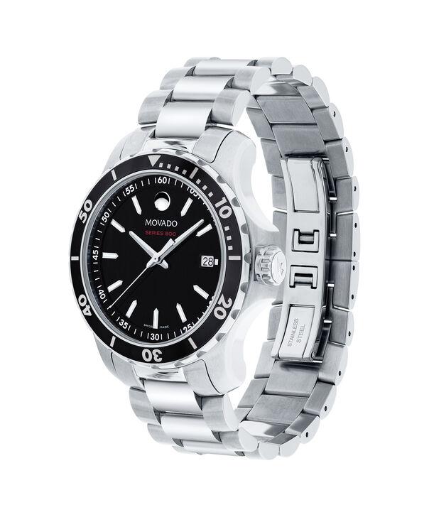 MOVADO Series 8002600135 – Montre-bracelet à cadran de 40 mm pour hommes - Side view