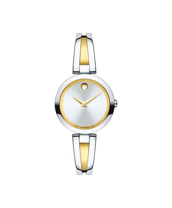 MOVADO Aleena0607150 – Women's 27 mm bangle watch - Front view