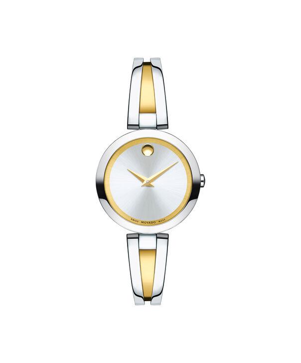 MOVADO Aleena0607150 – Montre à bracelet-jonc de 27 mm pour femmes - Front view