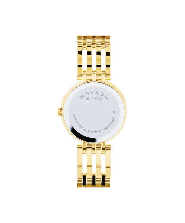 MOVADO Esperanza0607233 – Montre-bracelet à cadran de 28 mm pour femmes - Back view