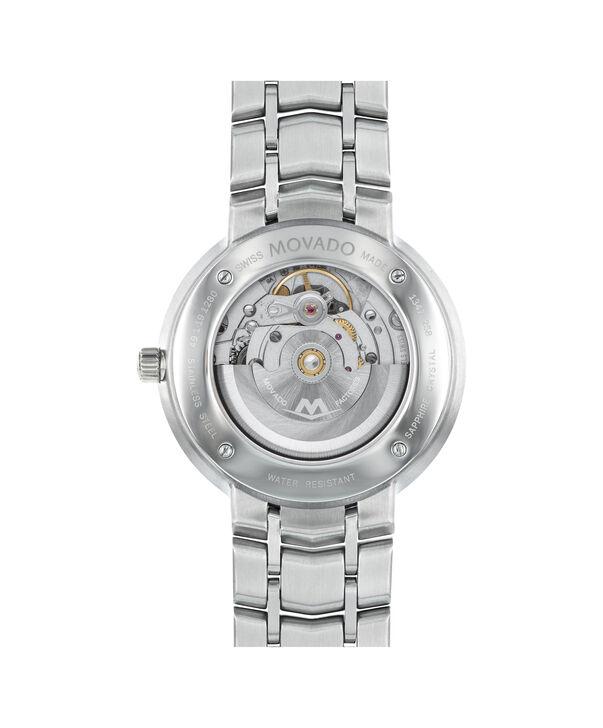 MOVADO 1881 Automatic0607164 – Montre de 39.5 à bracelet pour hommes - Back view