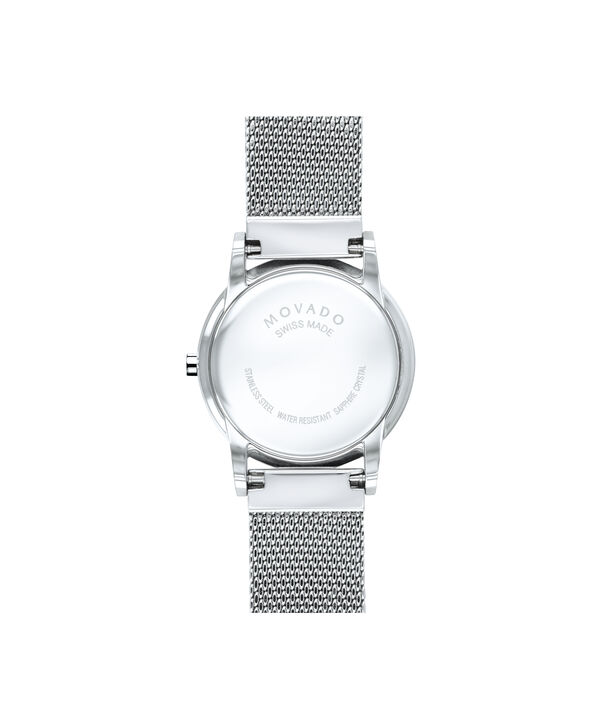 MOVADO Museum Classic0607220 – Women's 26 mm bracelet watch - Back view