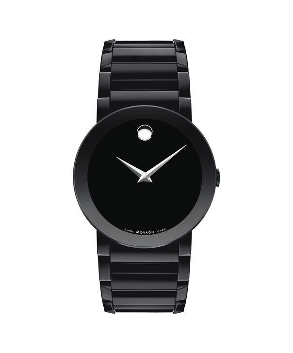MOVADO Sapphire0606307 – Montre-bracelet à cadran de 38 mm pour hommes - Front view