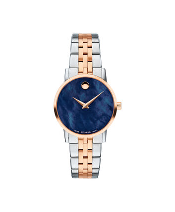 MOVADO Museum Classic0607268 – Women's 28 mm bracelet watch - Front view