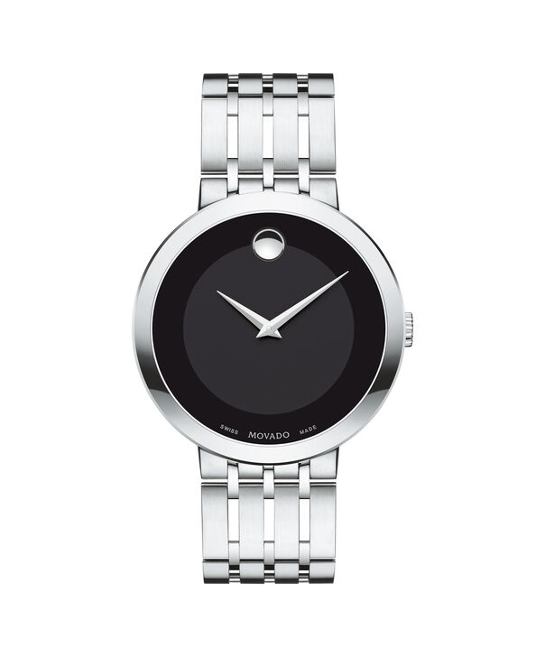 MOVADO Esperanza0607057 – Men's 39 mm bracelet watch - Front view