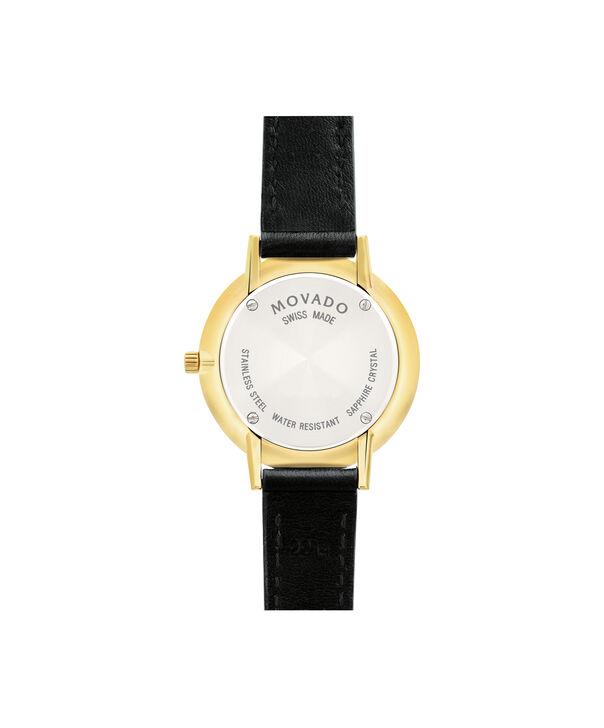 MOVADO Movado Ultra Slim0607158 – Montre de 28 à bracelet souple pour femmes - Back view