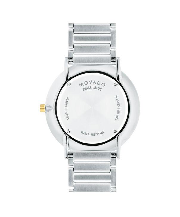 MOVADO Movado Ultra Slim0607169 – Montre de 40 à bracelet pour hommes - Back view