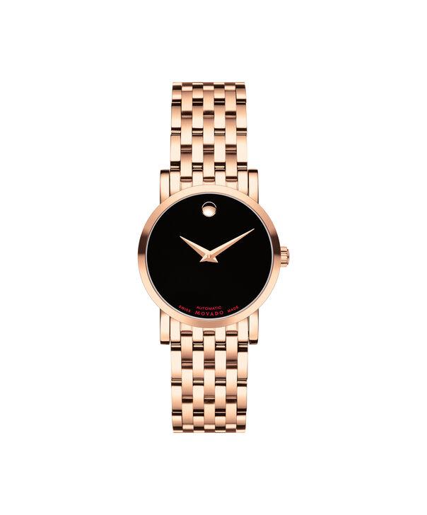 MOVADO Red Label0607064 – Montre-bracelet à cadran automatique de 42 mm pour femme - Front view