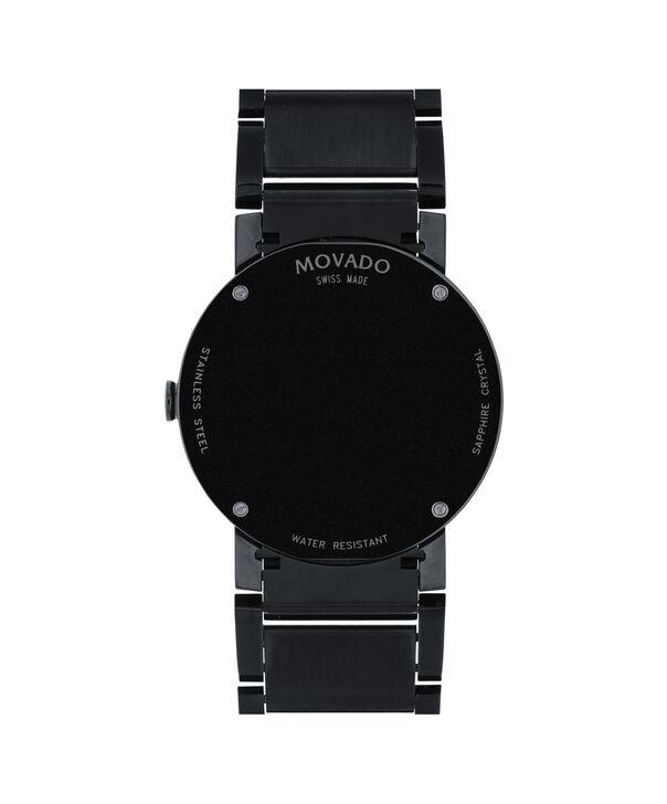 MOVADO Sapphire0606307 – Montre-bracelet à cadran de 38 mm pour hommes - Back view