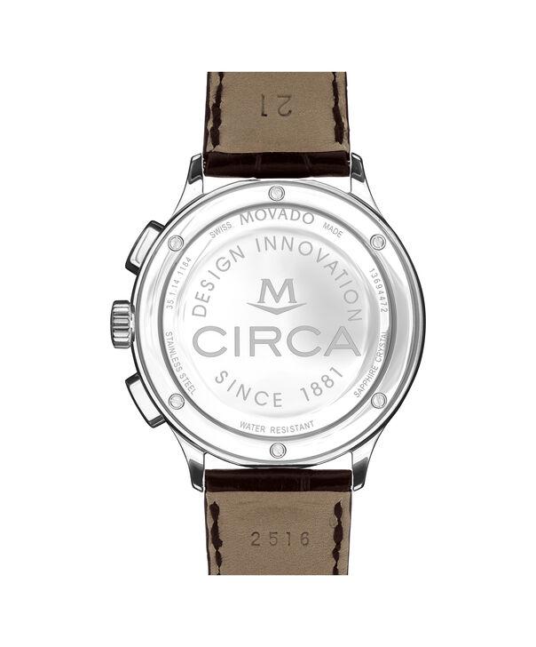 MOVADO Movado Circa0606576 – Men's 42 mm strap chronograph - Back view