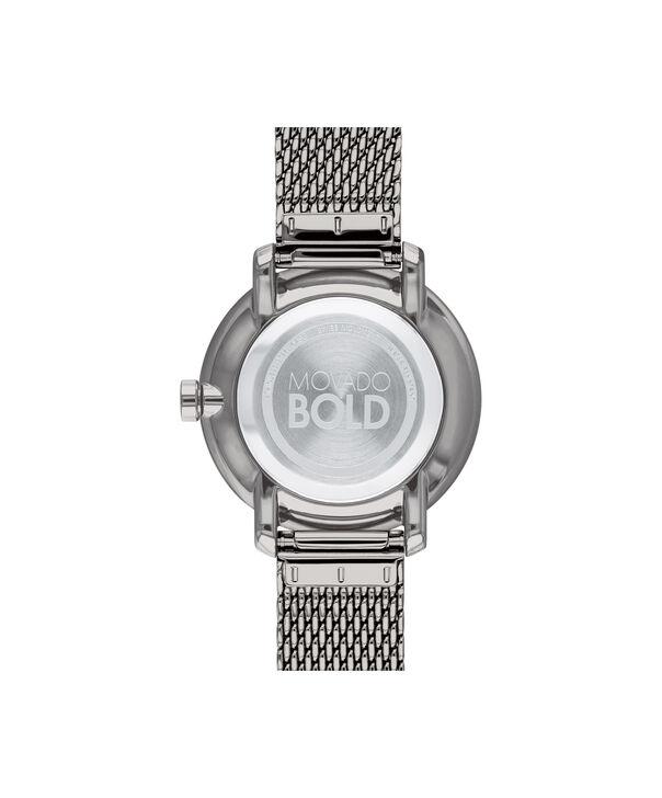 MOVADO Movado BOLD3600581 – 34 mm Bold mesh bracelet - Back view