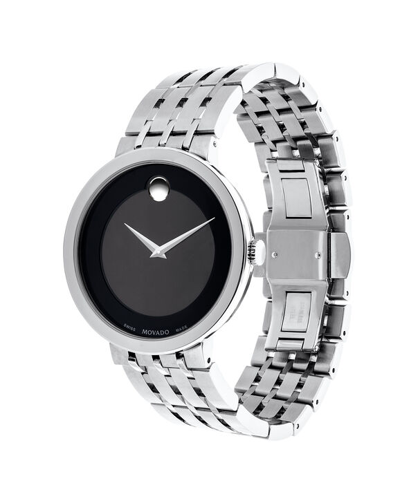MOVADO Esperanza0607057 – Men's 39 mm bracelet watch - Side view