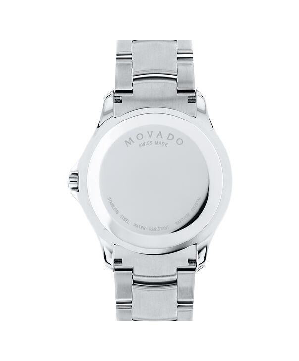 MOVADO Masino0607036 – Montre-bracelet à cadran de 40 mm pour hommes - Back view