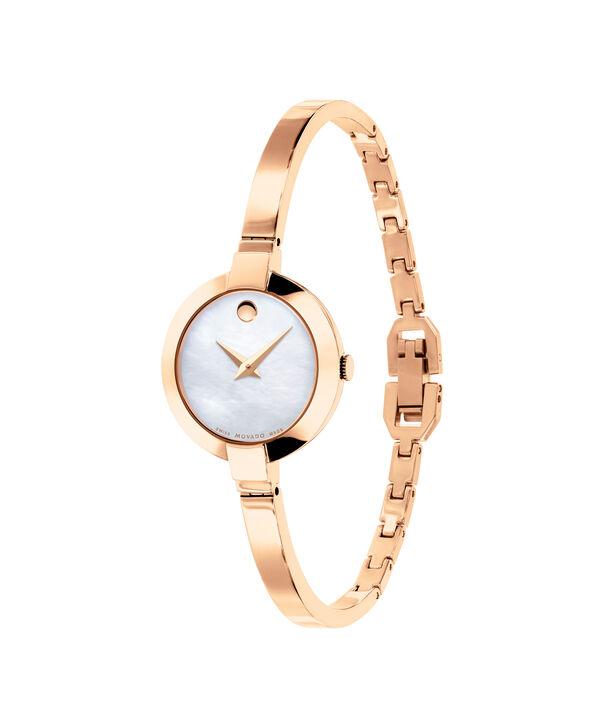 MOVADO Bela0607082 – Montre à bracelet-jonc de 25 mm pour femmes - Side view