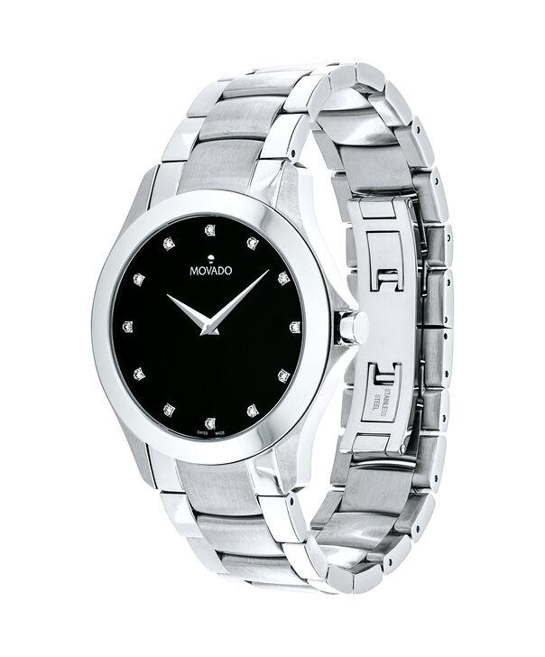 MOVADO Masino0607036 – Montre-bracelet à cadran de 40 mm pour hommes - Side view