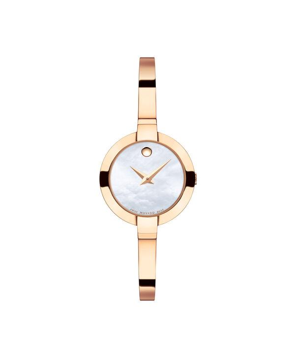 MOVADO Bela0607082 – Montre à bracelet-jonc de 25 mm pour femmes - Front view