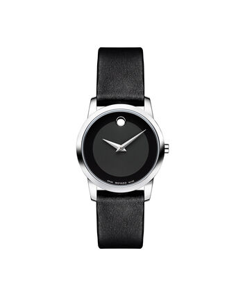 MOVADO Museum Classic0606503 – Women's 28 mm strap watch - Front view