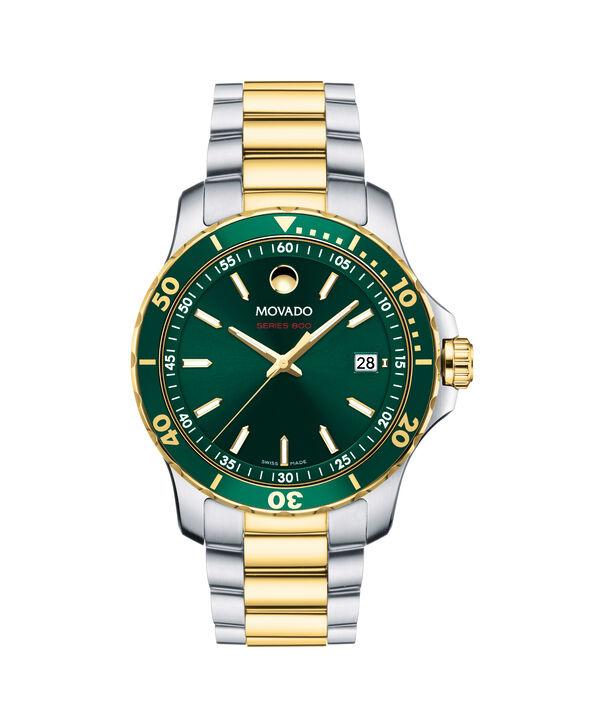 MOVADO Series 8002600147 – Montre-bracelet à cadran de 40 mm pour hommes - Front view
