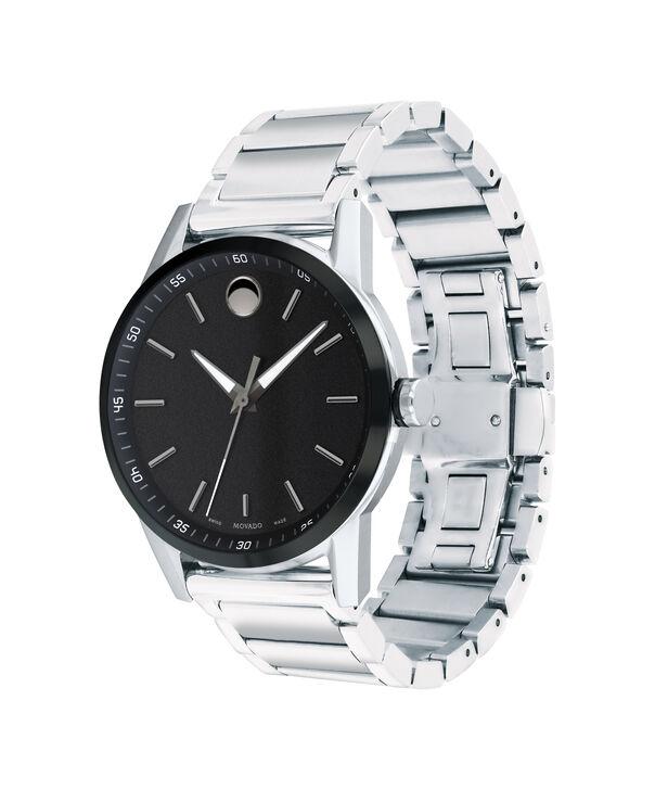 MOVADO Museum Sport0607225 – Montre-bracelet à cadran de 43 mm pour hommes - Side view