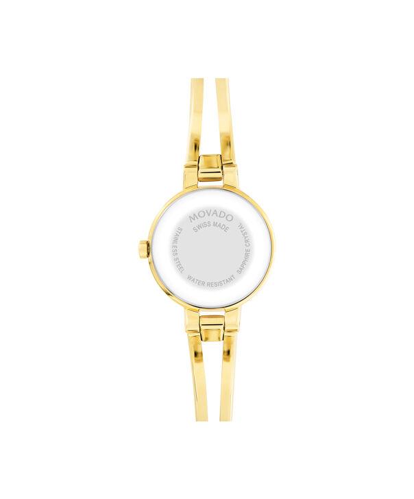 MOVADO Amorosa0607155 – Montre à bracelet-jonc de 24 mm pour femmes - Back view