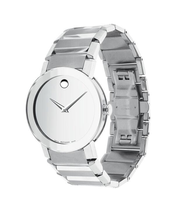 MOVADO Sapphire0606093 – Montre-bracelet à cadran de 38 mm pour hommes - Side view