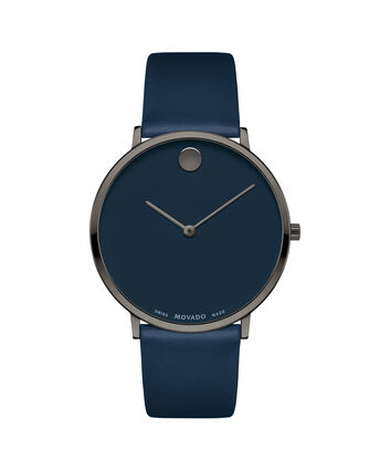 MOVADO Modern 470607392 – 40mm Modern 47 on Strap - Front view