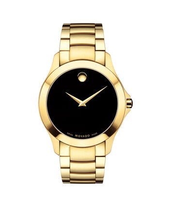 MOVADO Masino0607034 – Men's 40 mm bracelet watch - Front view