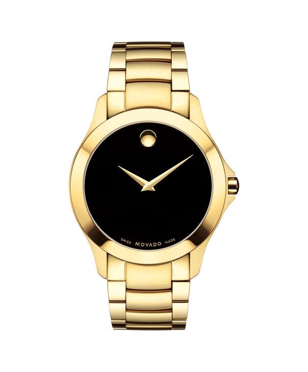 MOVADO Masino0607034 – Montre-bracelet à cadran de 40 mm pour hommes - Front view