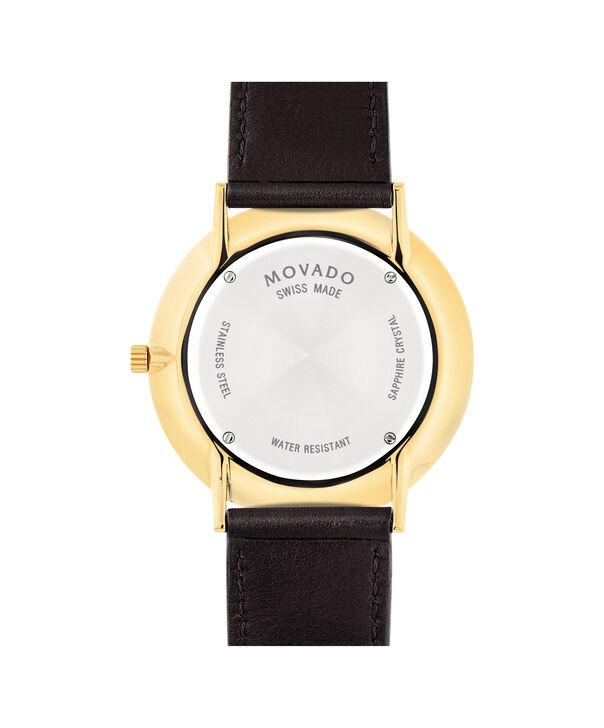 MOVADO Movado Ultra Slim0607088 – Men's 40 mm strap watch - Back view
