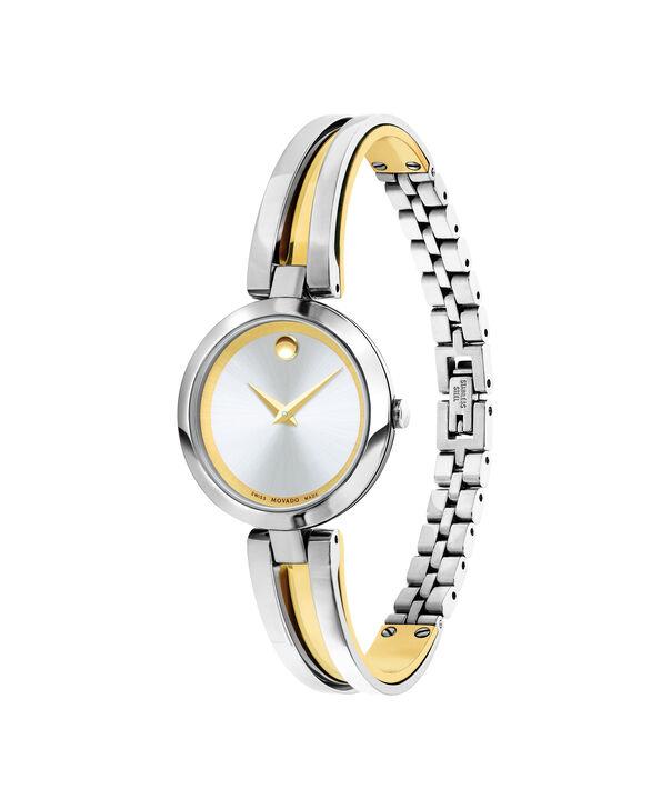 MOVADO Aleena0607150 – Montre à bracelet-jonc de 27 mm pour femmes - Side view