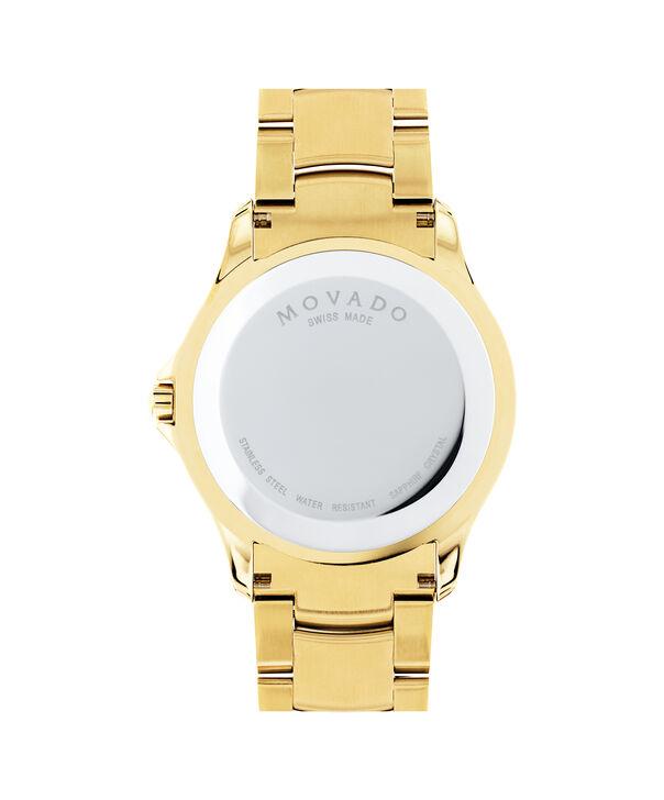 MOVADO Masino0607034 – Montre-bracelet à cadran de 40 mm pour hommes - Back view