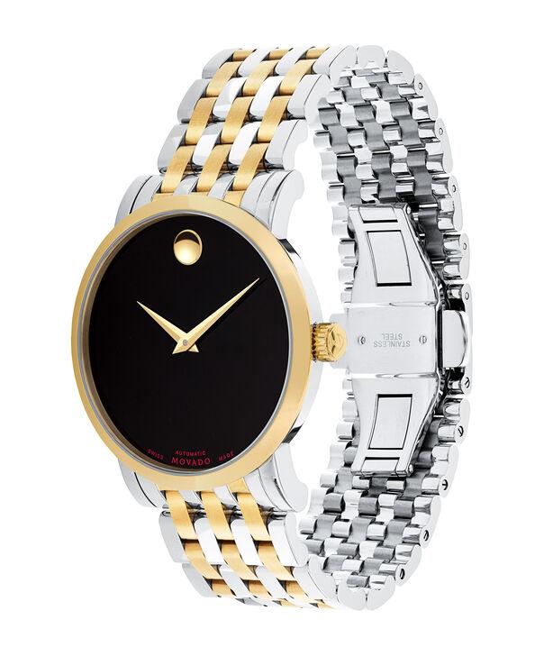 MOVADO Red Label0607008 – Montre-bracelet à cadran automatique de 42 mm pour hommes - Side view